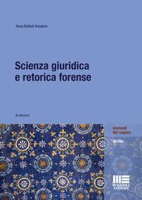 Scienza giuridica e retorica forense