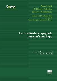 La Costituzione spagnola quarant'anni dopo