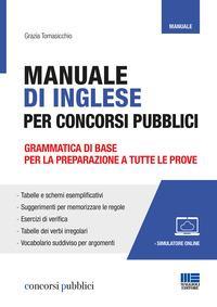 Manuale di inglese per concorsi pubblici