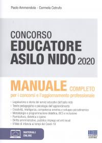 Concorso educatore asilo nido 2020