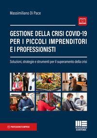Gestione della crisi Covid-19 per i piccoli imprenditori e i professionisti