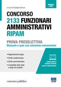 Concorso 2133 funzionari amministrativi RIPAM
