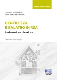 Gentilezza e galateo in RSA