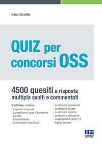 Quiz per concorsi OSS