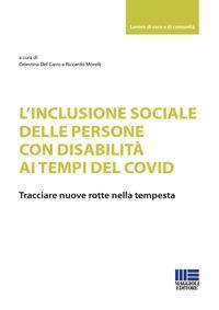 L'inclusione sociale delle persone con disabilità ai tempi del Covid