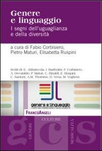 Genere e linguaggio