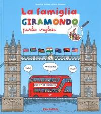 La famiglia Giramondo parla inglese