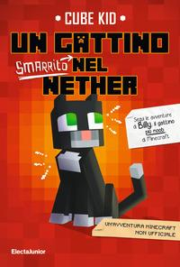 Un gattino smarrito nel Nether
