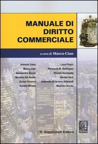 Manuale di diritto commerciale