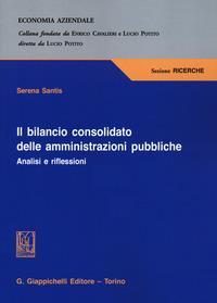 Il bilancio consolidato delle amministrazioni pubbliche