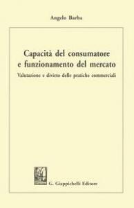 Capacità del consumatore e funzionamento del mercato