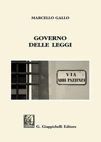 Governo delle leggi