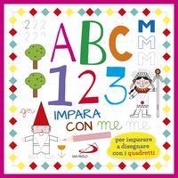 ABC 123 impara con me