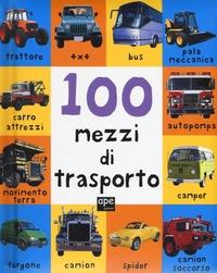 100 mezzi di trasporto