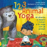 1, 2, 3 animal yoga