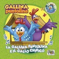 Gallina Puntolina. La gallina puntolina e il gallo Chierico