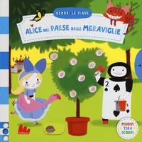 Alice nel paese delle meraviglie / [disegni di Colonel Moutarde ; traduzione di Paola Mazzarelli]