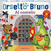 Orsetto Bruno. Al castello