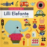 La storia di Lilli Elefante in città