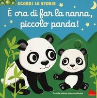 È ora di far la nanna, piccolo panda!