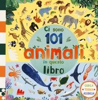 Ci sono 101 animali in questo libro