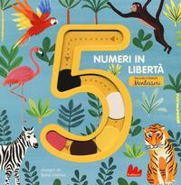 5 numeri in libertà secondo il metodo Montessori