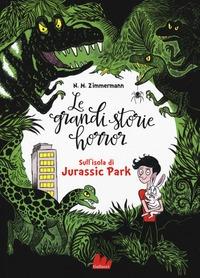 Sull'isola di Jurassic Park