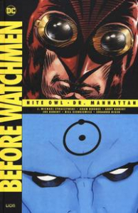 Before Watchmen. Nite Owl