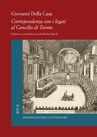 Corrispondenza con i legati al Concilio di Trento (1544-1549)