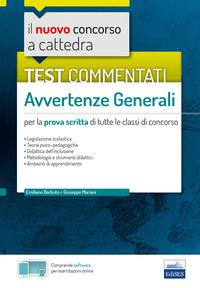Avvertenze generali