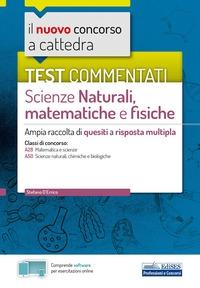 Scienze naturali, matematiche e fisiche