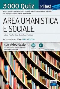 Area umanistica e sociale