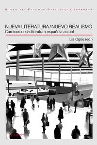 Nueva literatura/nuevo realismo