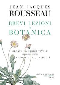 Brevi lezioni di botanica
