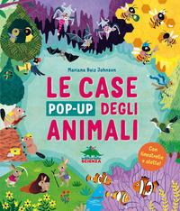 Le casa pop-up degli animali