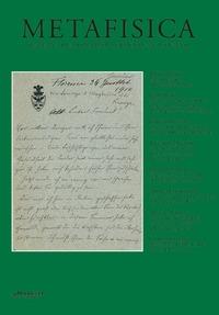 Metafisica. Quaderni della fondazione Giorgio e Isa de Chirico n. 20-21