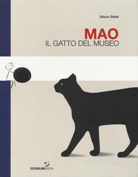 Mao il gatto del museo