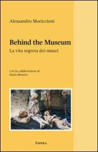 Behind the museum