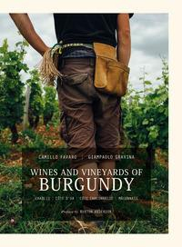 Wines and vineyards of Burgundy