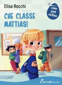 Che classe Mattias!