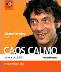 Sandro Veronesi legge Caos calmo