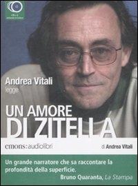 Andrea Vitali legge Un amore di zitella