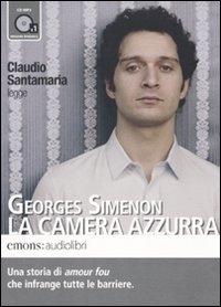[audioregistrazione] Claudio Santamaria legge La camera azzurra