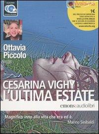 Ottavia Piccolo legge L' ultima estate