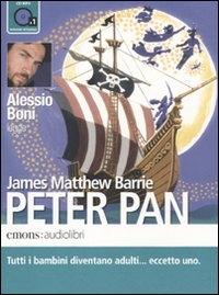 Alessio Boni legge Peter Pan / James Matthew Barrie ; regia Dino Gentili