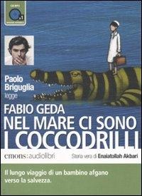 Paolo Briguglia legge Nel mare ci sono i coccodrilli