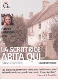 Sandra Petrignani legge La scrittrice abita qui