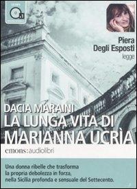 [audioregistrazione] Piera Degli Esposti legge La lunga vita di Marianna Ucria
