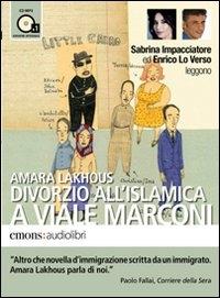 Enrico Lo Verso e Sabrina Impacciatore leggono Divorzio all'islamica a viale Marconi