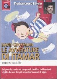[audioregistrazione] Pierfrancesco Favino legge Le avventure di Itamar